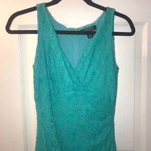 Ralph Lauren Detailed Dress